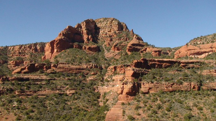 Foto de  Arizona Sedona - Fay Canyon