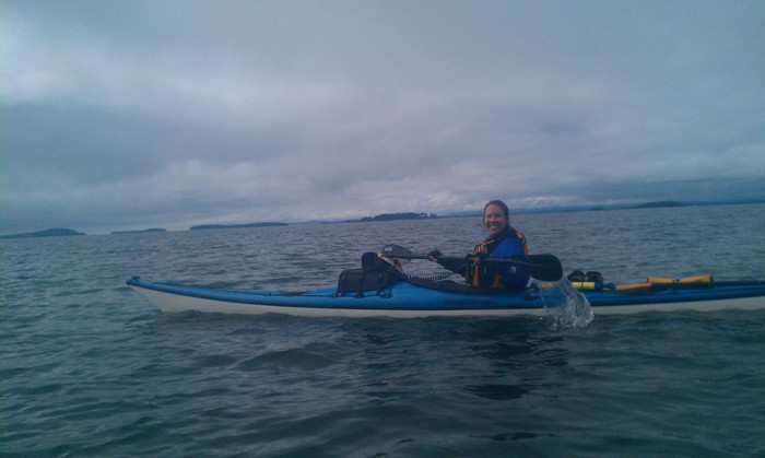 Photo de   Deer Island Kayak Camping